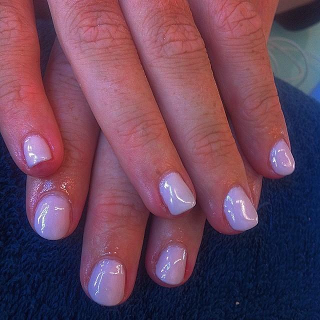 förstärka naglar