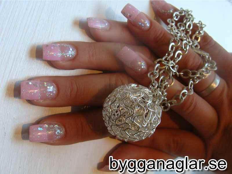 Så himla fina naglar!
